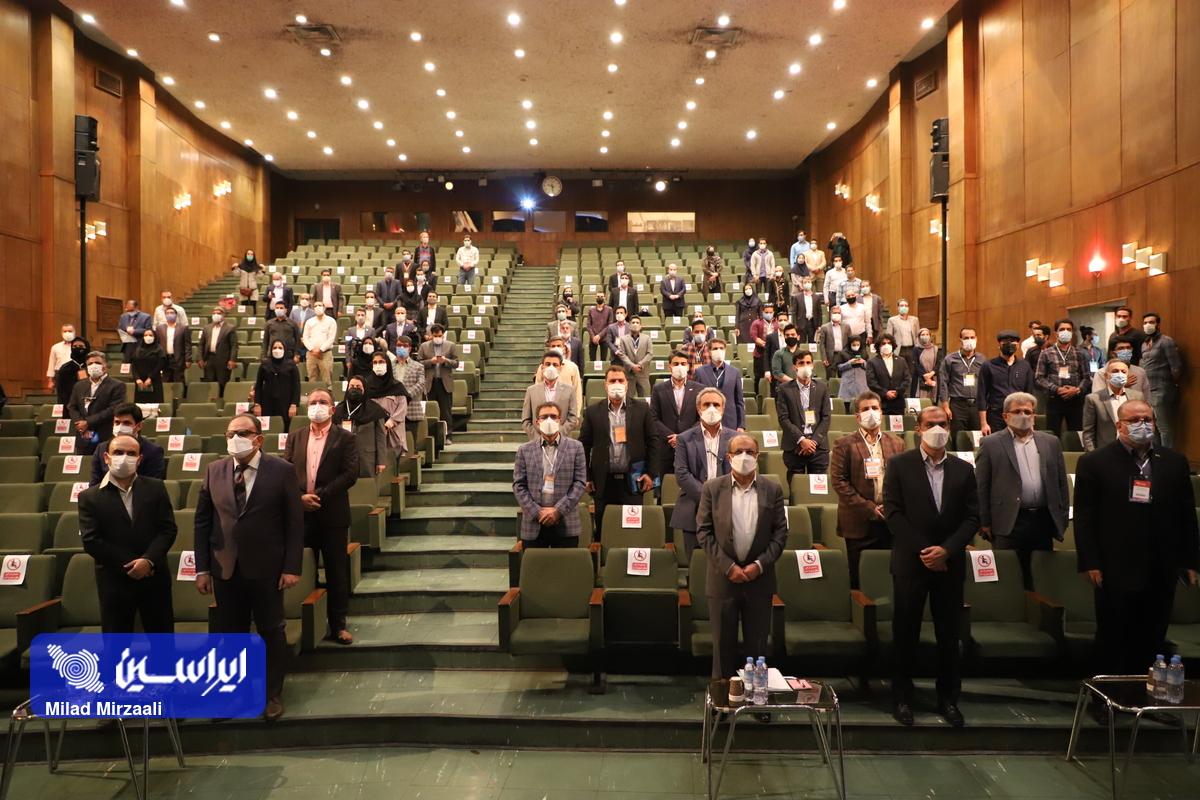 افتتاحیه سومین جشنواره ایدههای ارزشآفرین معدن و صنایع معدنی
